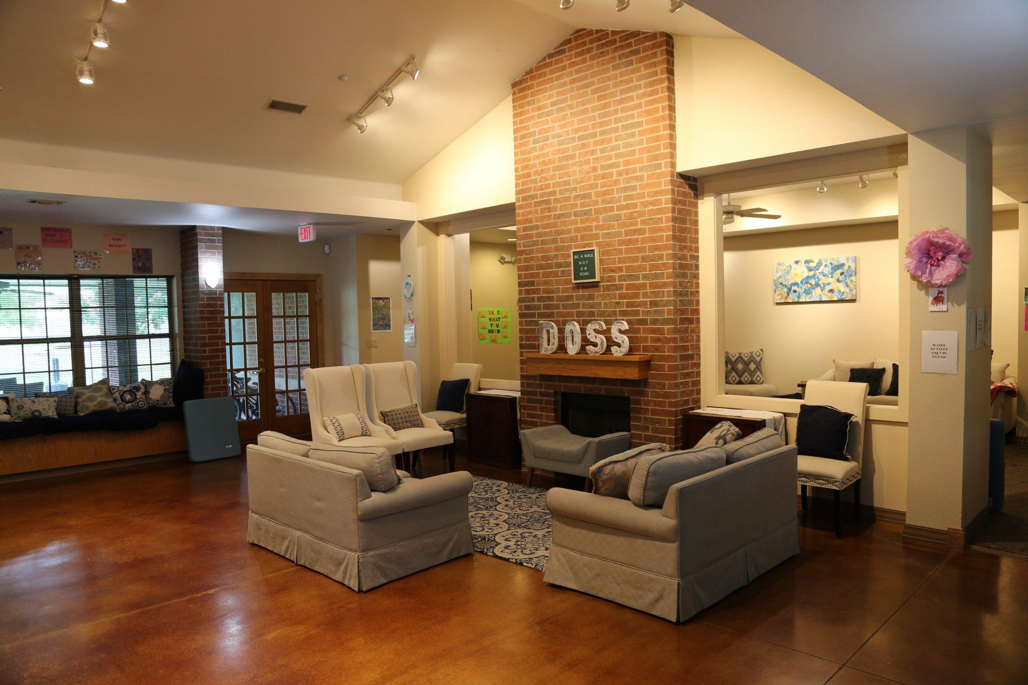 Summit Living Area